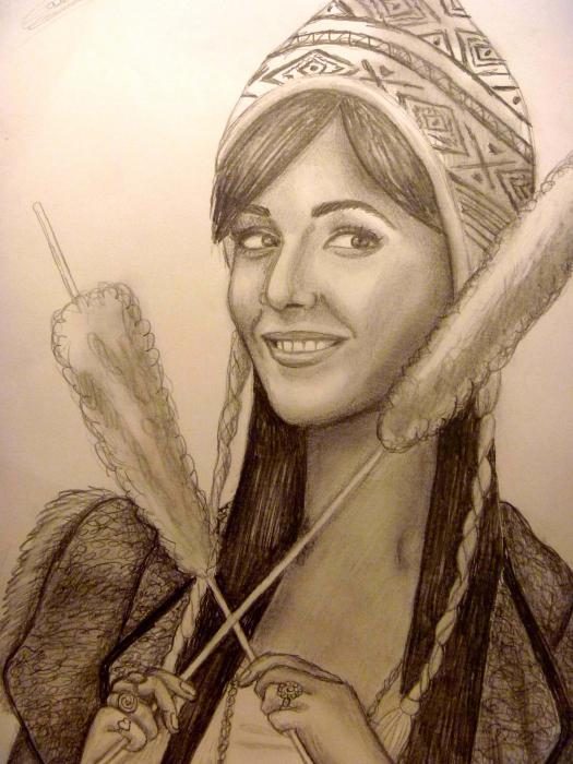 Katrina Kaif by saray